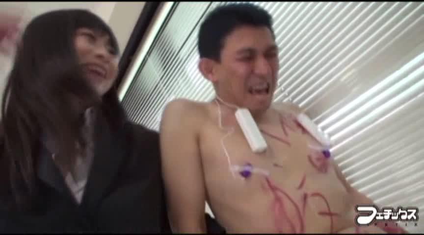 【FC2】ドSな女捜査官痴女の、稲川なつめ、羽月希のアナルローターM男...